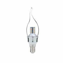 Syska Dimmable Glass Candle Bulb