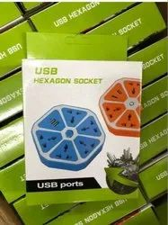 USB Hexagon Socket