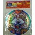 10 Inch Metalised Rangoli Sticker