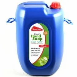 Liquid 50Kg Green Apple Concentrated Hand Soap, Packaging Type: Hdpe Carboy Can