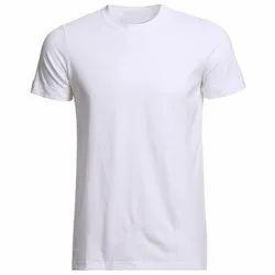 Plain Round Men Corporate T Shirt dry fit
