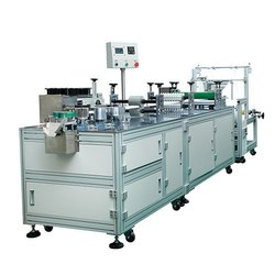 Automatic Three Phase Surgical Cap Making Machine