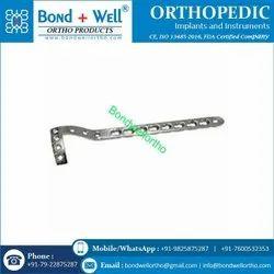 Orthopedic Proximal Tibial Locking Plate