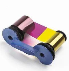 Datacard Color Ribbon, 300 Prints YMCKT-KT