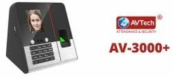 AV-3000 Plus  Face Recognisation and Access Control System