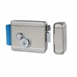 Nickel Plating Silver Door Rim Lock