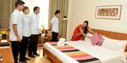 House Keeping in hotel
