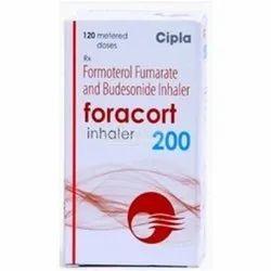 Budesonide & Formoterol Fumarate Inhaler