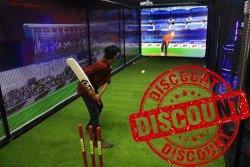 Cricket Simulator Arcade Amusement Game