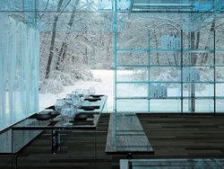 Glass Interior Designer