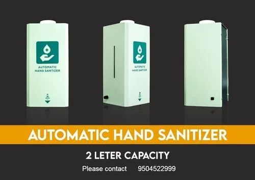 Automatic Hand Sanitizer Dispenser (2 Liters Capacity)