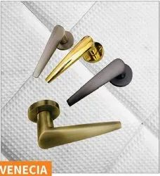 KBI Venecia Brass Mortise Handle, For Door Fitting