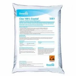 Diversey 33E1 Clax 100L Crystal Superior Performance Detergent