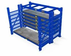 Roll Out Sheet Storage Rack