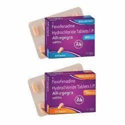 Fexofenadine 120mg / Fexofenadine 180mg