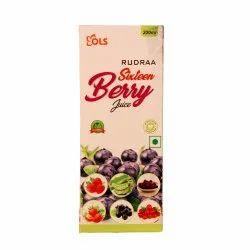 Rudraa Sixteen Berry Juice, Packaging Size: 200 ml, Packaging Type: Bottle