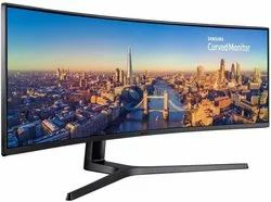 Samsung C49J890 Monitor Super Ultra Wide Curved Business Monitor