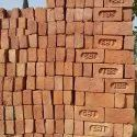Nico Clay 9x5x3 Inches Solid Red Bricks