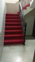 PVC Plain Floor Carpet