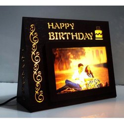 LED Birthday Box