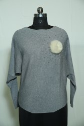 0002 Fancy Woolen Top