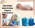 Sapi Adult & Baby Diaper Incinerator