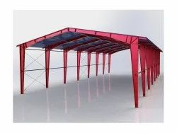 Steel Prefab Pre Engineered Building Designing Services