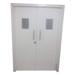 GI Double Leaf Fire Door