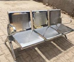 SS Waiting Chair