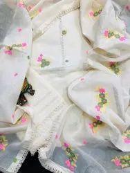 Emroidered Ladies Suit