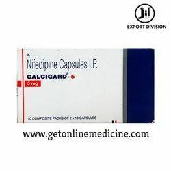 Calcigard Capsule (Nifedipine)
