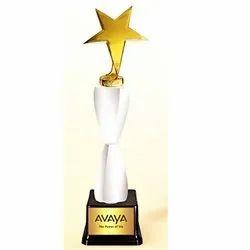AC 8493 Acrylic Star Trophy