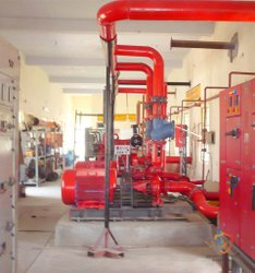 Cast Iron Gi Pipe Fire Hydrant System