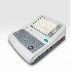IE 12A Biocare ECG Machine, Digital, Number Of Channels: 12 Channels