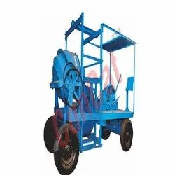 10/7 CFT Mobile Concrete Mixers
