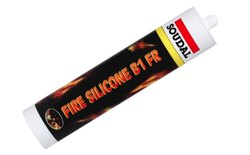 White FireSilicone B1FR