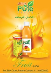 Drink Pure Fruits Tetra Mango