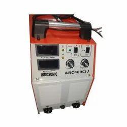 Three Phase 400 AMP Inverter ARC Welding Machine, Model Name/Number: 400CIJ