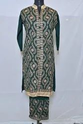 K204 Ladies Kurti With Palazzo