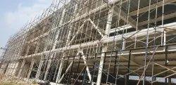 Metal building Construction, in AP and Telangana
