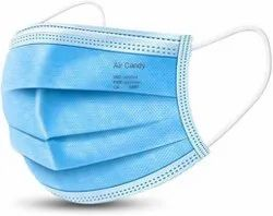Air Candy Number of Layers: 3 Layer Surgical Non Woven Face Mask
