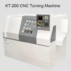 Microne KT-200 CNC Turning Machine