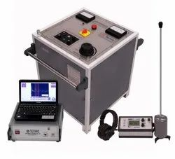 LT cable fault locator