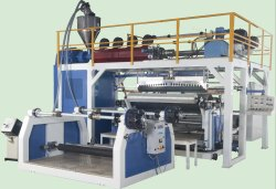Extrusion Line Film Lamination Plant