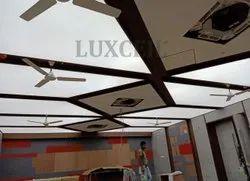 modular stretch ceiling