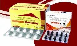 Ginseng extract 3% 90mg   Vitamin A