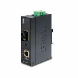 IGTP-802T Gigabit Media Converter