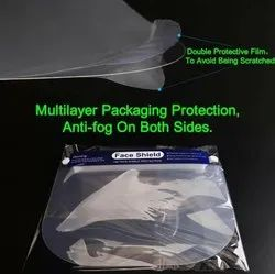 Multilayer face shield