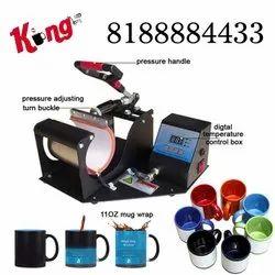 Semi Automatic Mug Printing Machine