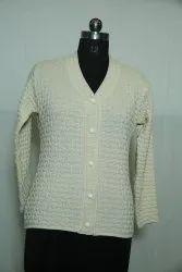 5010 Woolen V Neck Cardigans